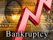 bankruptcy ledger