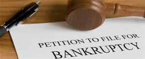 Bankruptcy petition Fort Lauderdale, FL. 33324