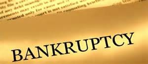 bankruptcy yellow Fort Lauderdale, FL. 33324